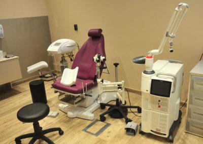 Nőgyógyászati lézer központ